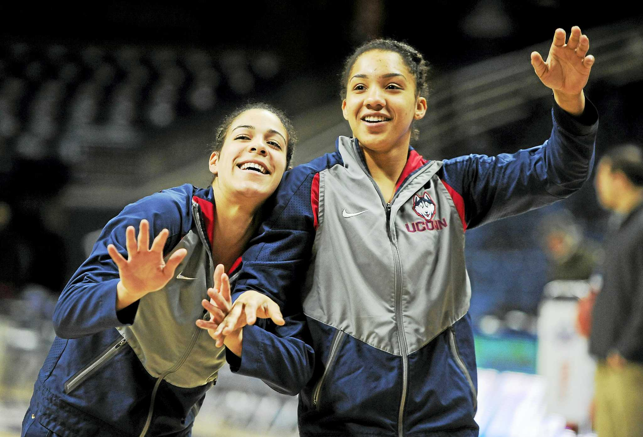 Kia Nurse Gabby Williams Have Emerged As Leaders As UConn Women Chase History New Haven Register