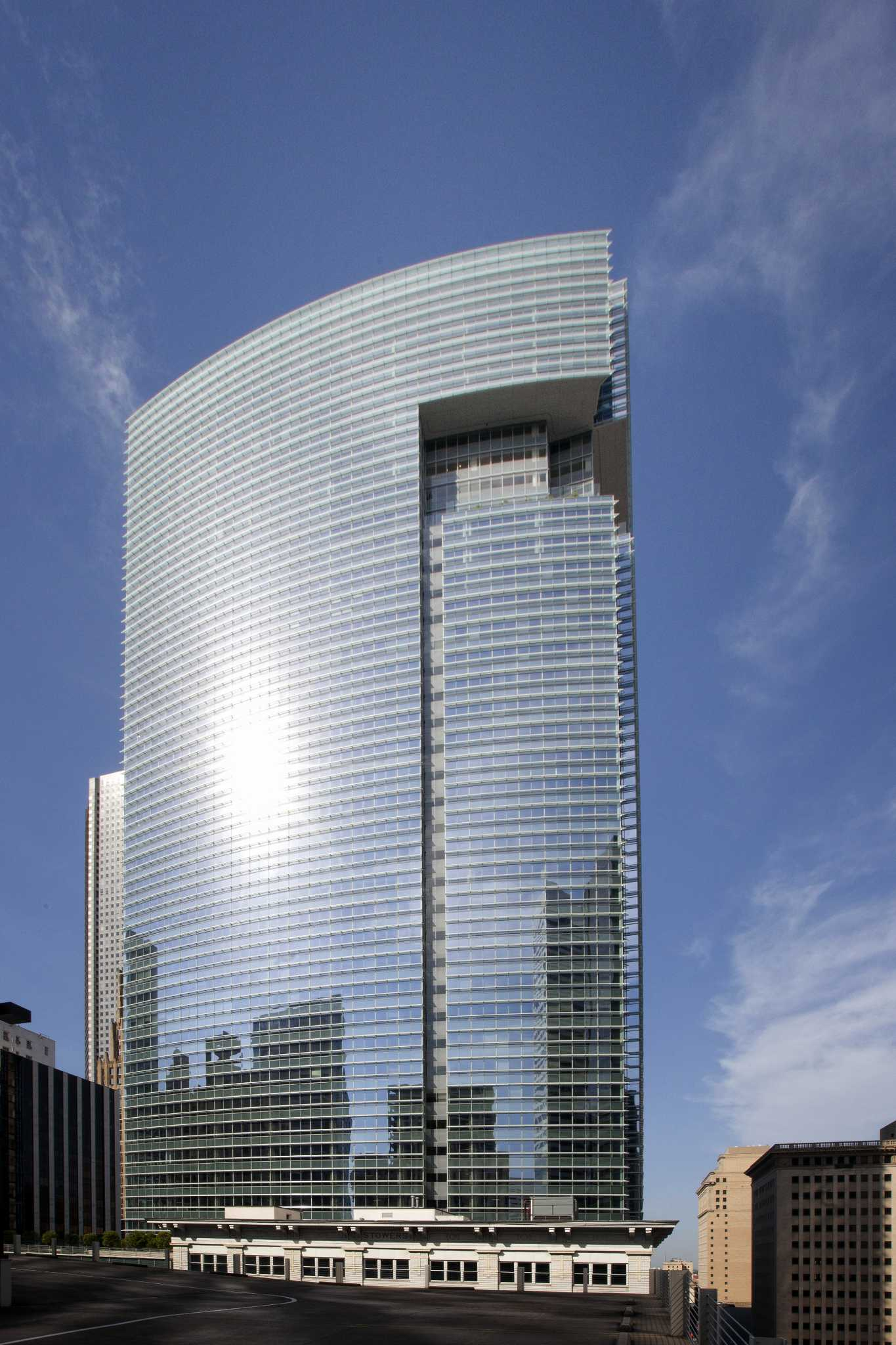 Deal of the Week Newcomer to town takes space at BG Group Place  Houston Chronicle