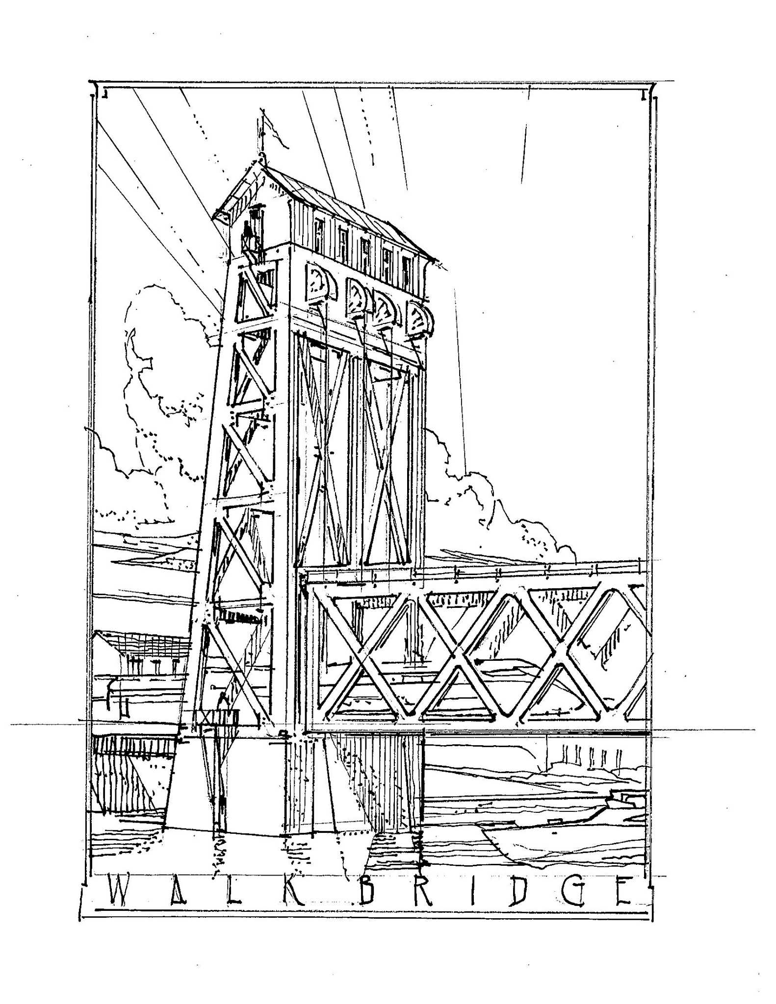 Norwalk Officials Ask Dot To Replace Walk Bridge With