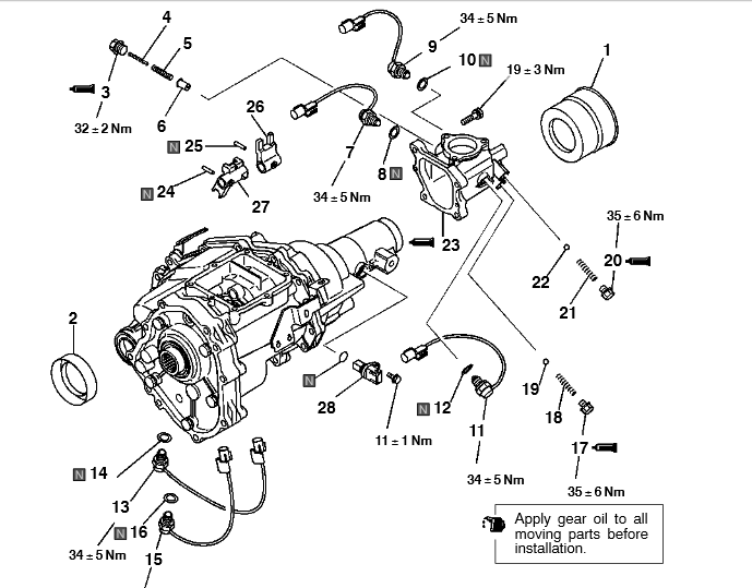 L200 Wiring Diagram Manual