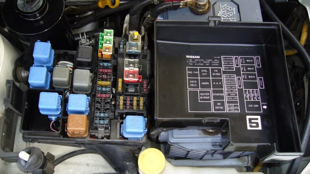 1997 infiniti j30 wiring diagram