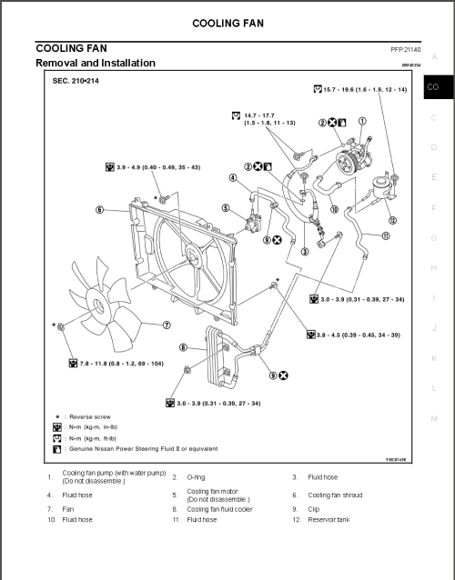 small resolution of 2006 infiniti g35 engine fluid diagram