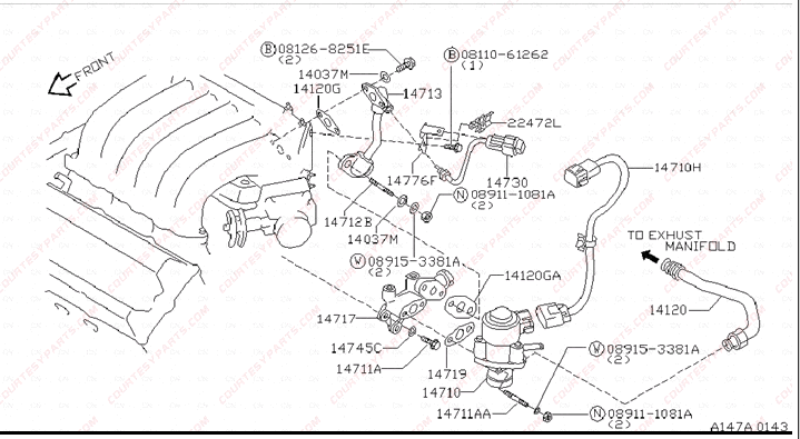 96 Infiniti G20 Engine Diagram 96 Acura TL Engine Diagram