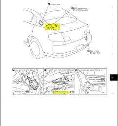 2011 06 15 133846 amp 03 g35 bose stereo no volume but everything else works 2005 g35 g35 bose amp wiring diagram  [ 963 x 1282 Pixel ]