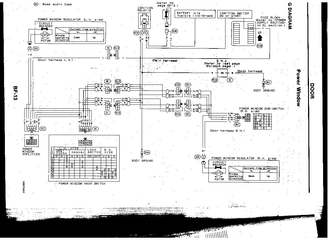 wiring diagram for aftermarket power windows 1993 4l80e lexus sc430 engine cover free image