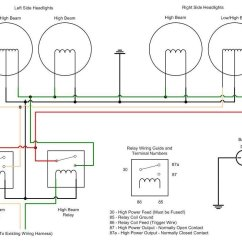 2002 Chevy Cavalier Wiring Diagram Muscular System Of A Rabbit I Have Installed Projection Headlights