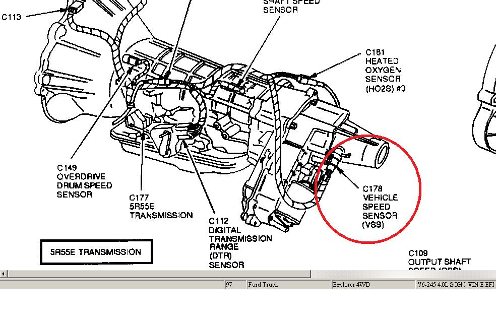 2001 Ford Mustang V6 Engine Diagram 1997 Mustang Engine