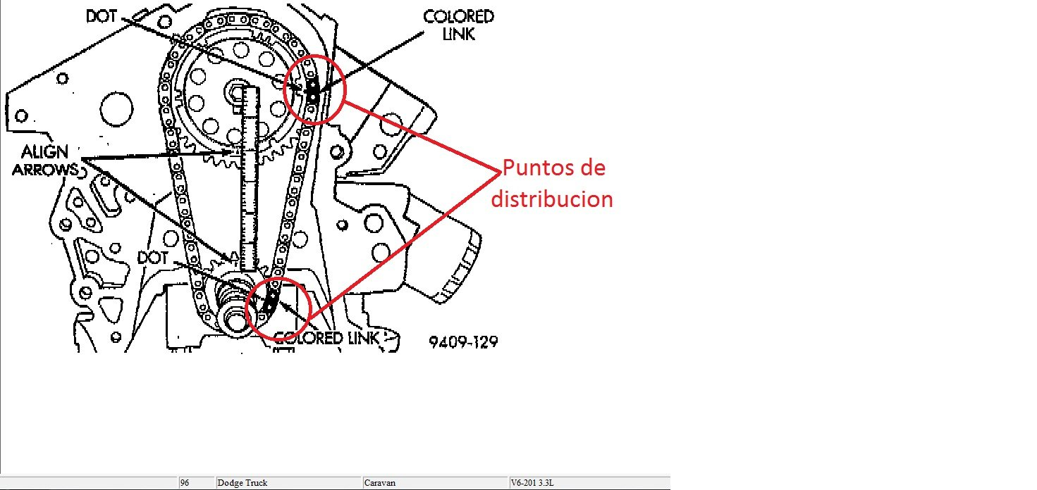 2003 Ford Explorer Timing Chain Diagram Ford 4.0 SOHC