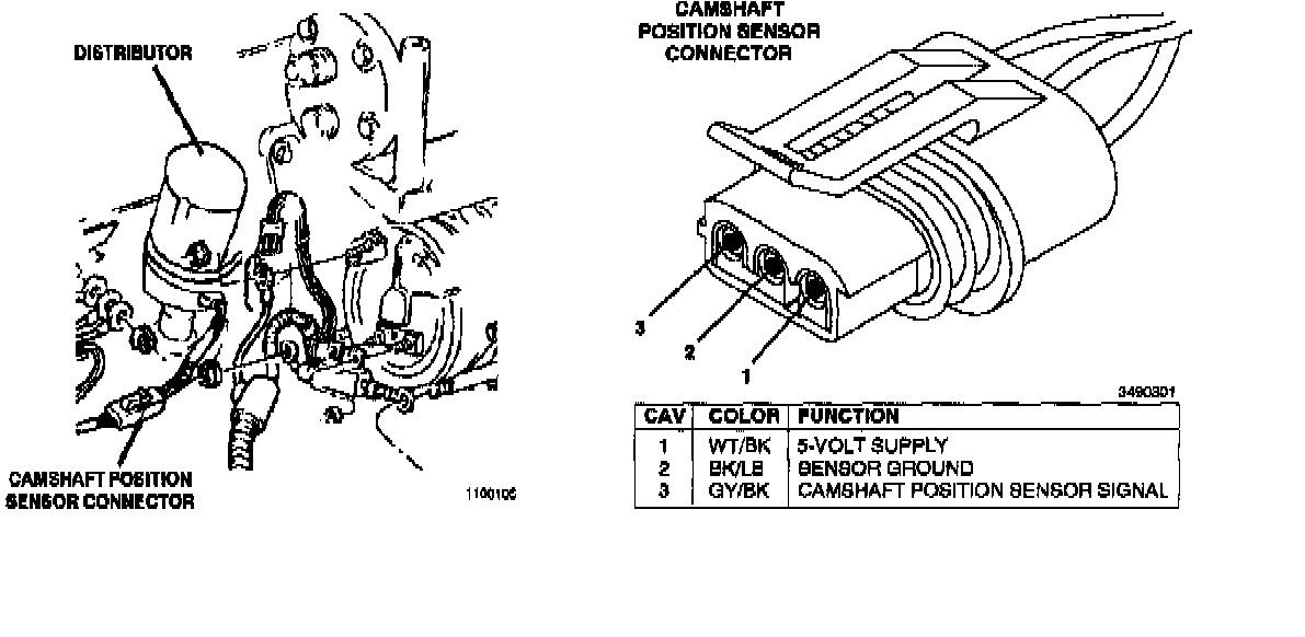 Sensor Cmp Posición Arbol De Levas Honda Civic Acura Op4