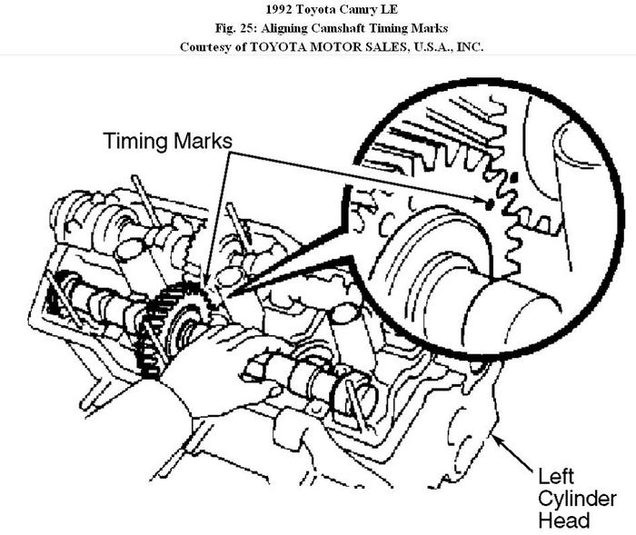 94 Camry Engine Diagram Timing Belt Engine Diagram Wiring