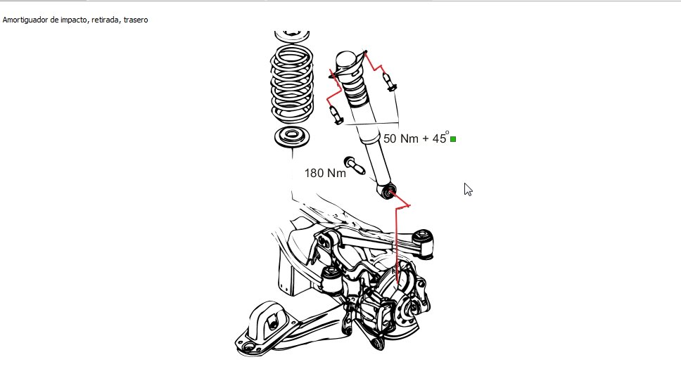 Como cambiar amortiguadores traseros en skoda octavia comb