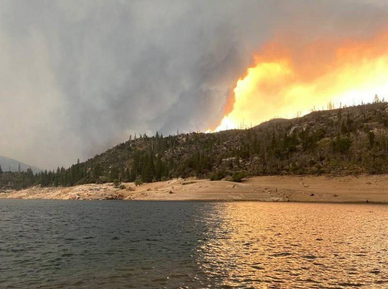 Stewardship using all of our management tools including thinning, prescribed fire and managed wildfire. Wildfires Kqed