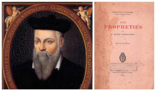Perhaps Nostradamus Predicted Coronavirus After All... | KQED