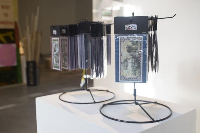Azin Seraj, <i>Concurrency</i> installation view, 2014