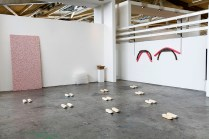 Beryl Bevilaque, Installation view at CCA. (Courtesy of the artist)