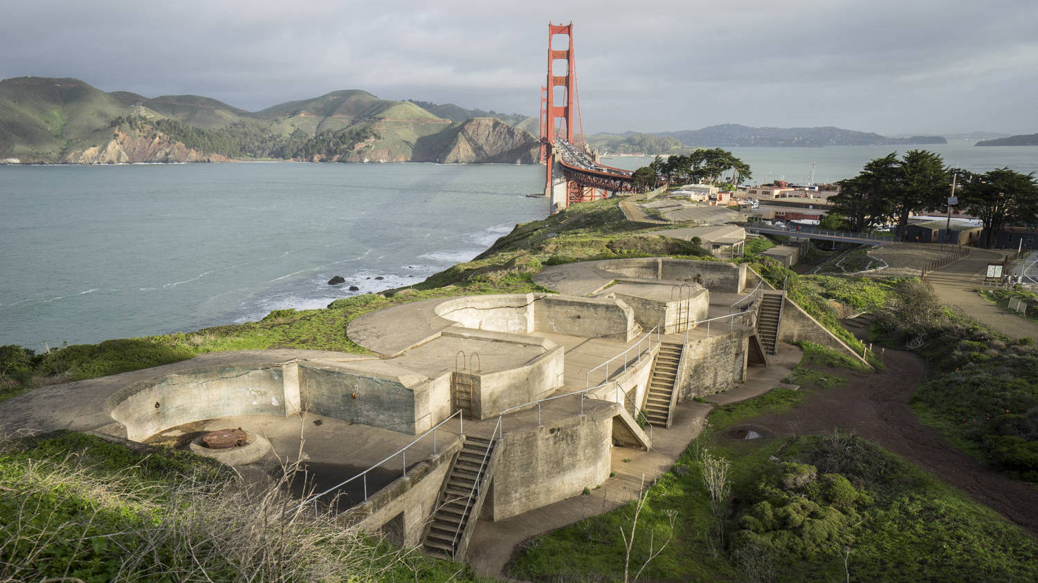 San Francisco bunker