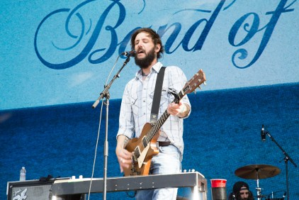 Ben Bridwell of Band of Horses