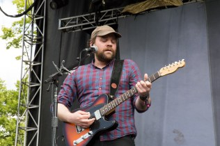 Frightened Rabbit performs at BottleRock in Napa, May 26, 2017.