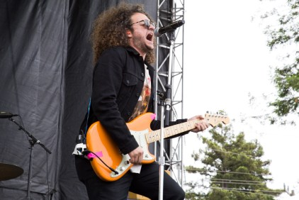 Partybaby performs at BottleRock in Napa, May 26, 2017.