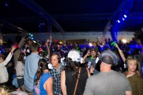 The Silent Disco at BottleRock in Napa, May 27, 2017.
