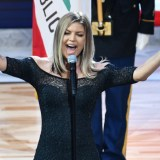 Fergie Responds to National Anthem Blowback: 'I Tried My Best'