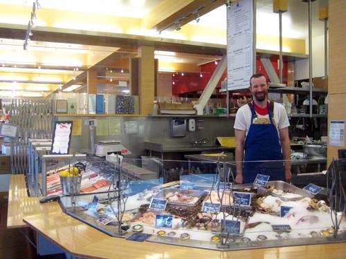 Fish Shop Union Hall