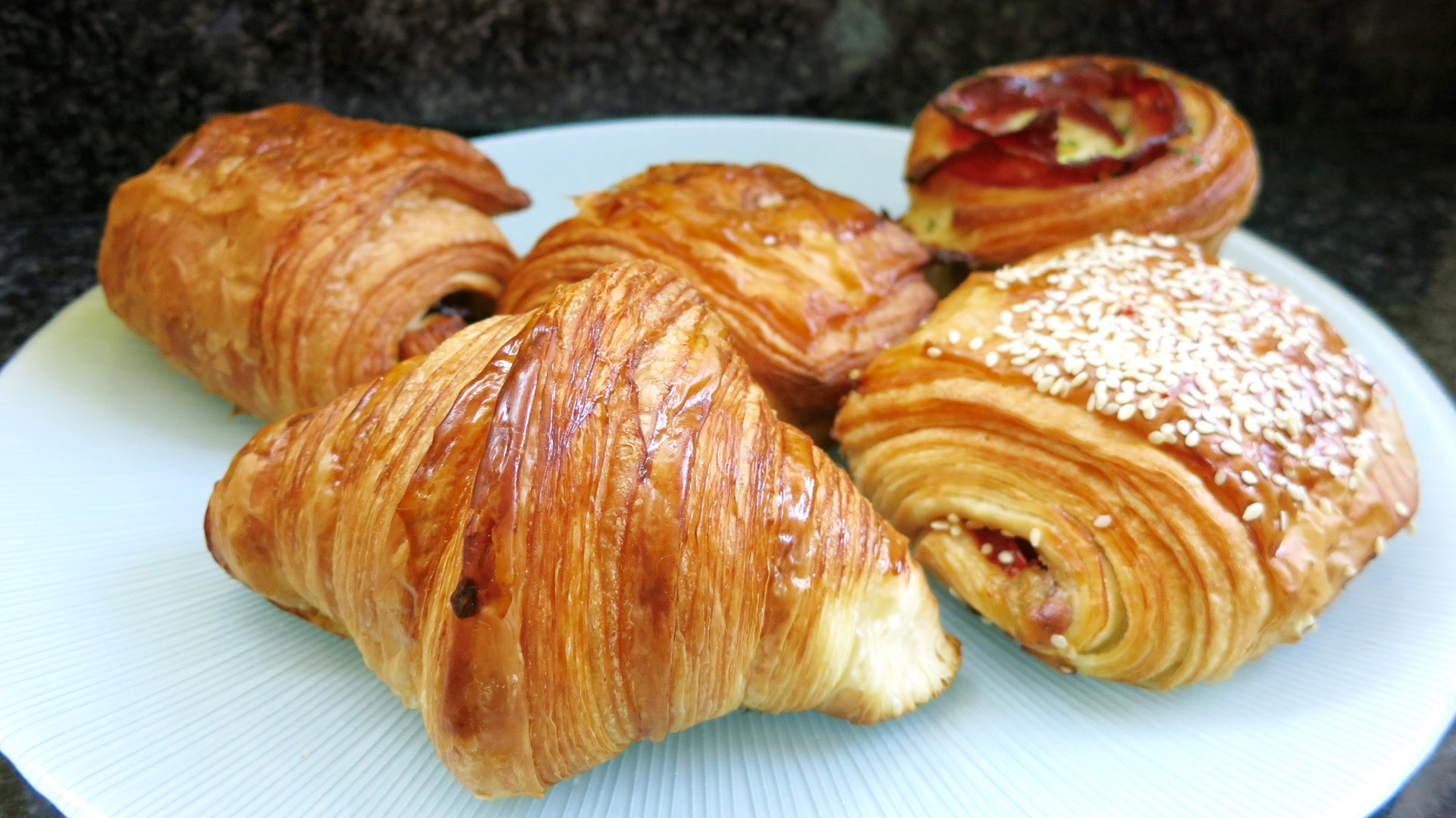 5 Bites Fantastic French Croissants In The East Bay Our