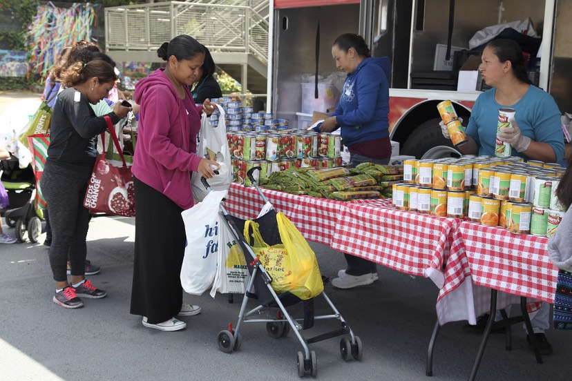 Mobile Pantries Get Fresh Food to Where People Need It