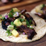 Hot Summer Recipe: Grilled Pork Tacos, Al Pastor Style