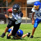 Youth Tackle Football Linked to Emotional Issues in Adulthood