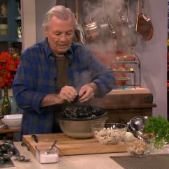 Kitchen Aid Pasta Best Flooring For A Episode 121: Cooking Clever | Jacques Pepin – Heart And ...