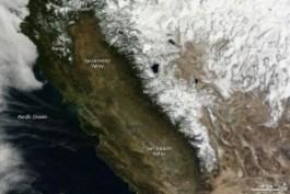 NASA satellite image from Jan. 18, 2013.