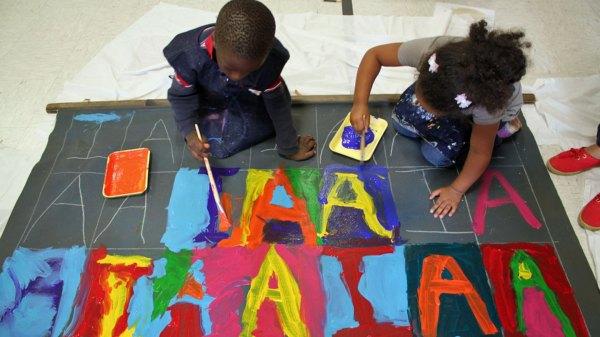 Teaching Art Elementary School