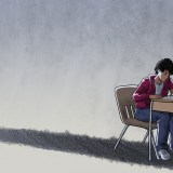 Depression in the Home Can Significantly Impact Kids' Grades