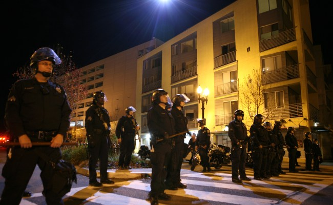 Oakland Police Officers Disciplined For Occupy Protest