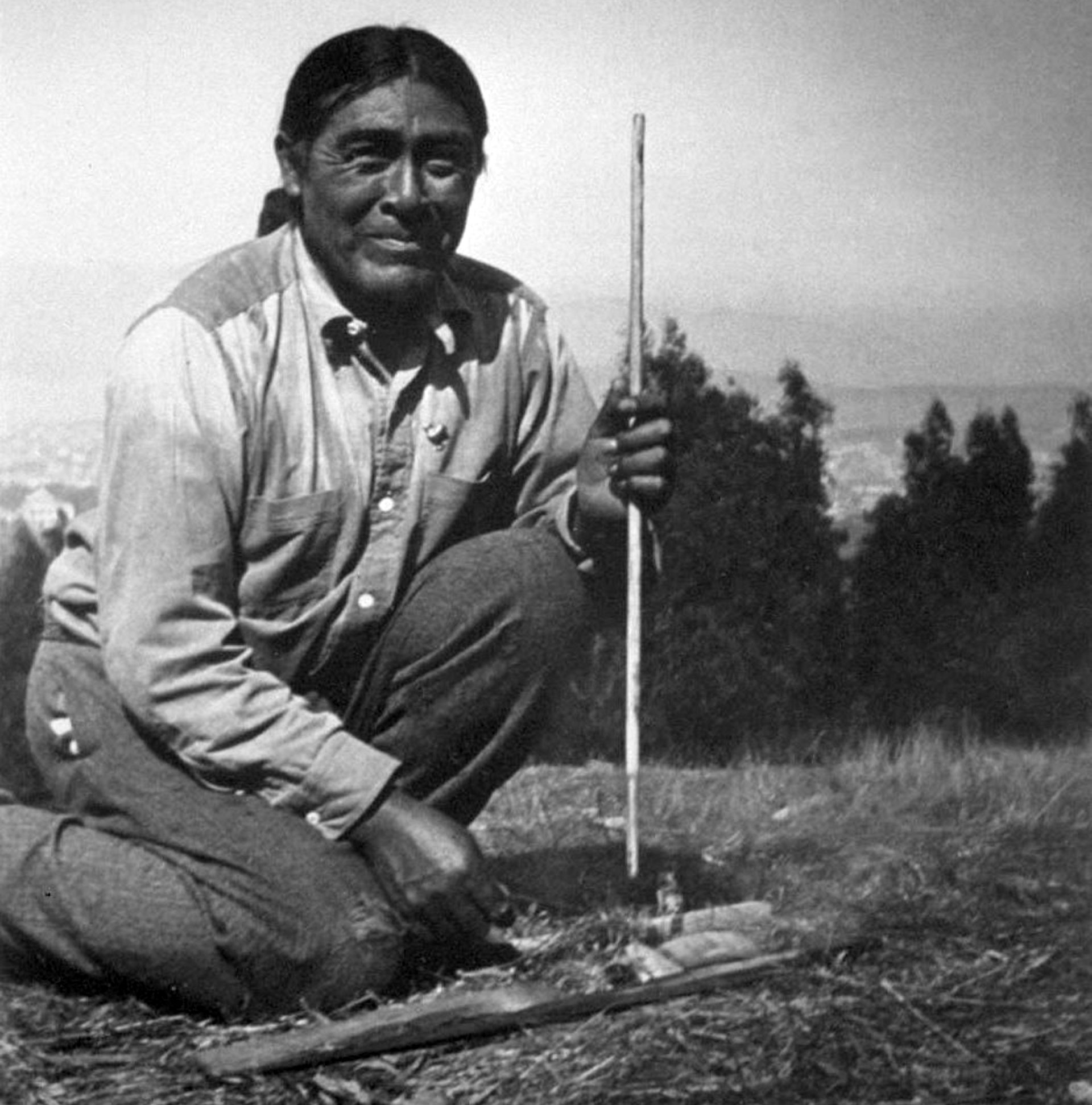 Restoring The Long Lost Sounds Of Native American