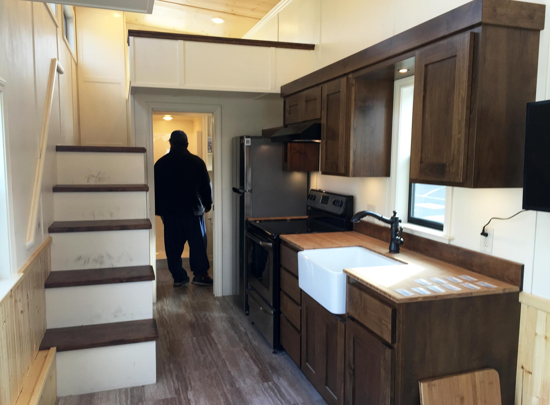 Fresno passes groundbreaking tiny house rules the for Tiny houses interior