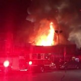 At Least Nine People Dead in Large Fire at Oakland Party