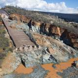 Photo Gallery: What's Left of Oroville Dam's Shattered Spillway