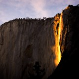WATCH: Window Opens for Yosemite's 'Firefall' to Dazzle