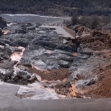Oroville Update: Catastrophic Spillway Destruction Revealed