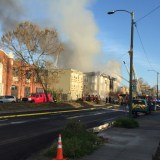 Fire at West Oakland Apartment Building Leaves One Dead