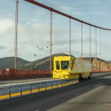 The Mesmerizing Machine That Makes Your Golden Gate Bridge Drive Less Terrifying