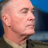 Transgender Policy Unchanged for Now: Top Military Officer