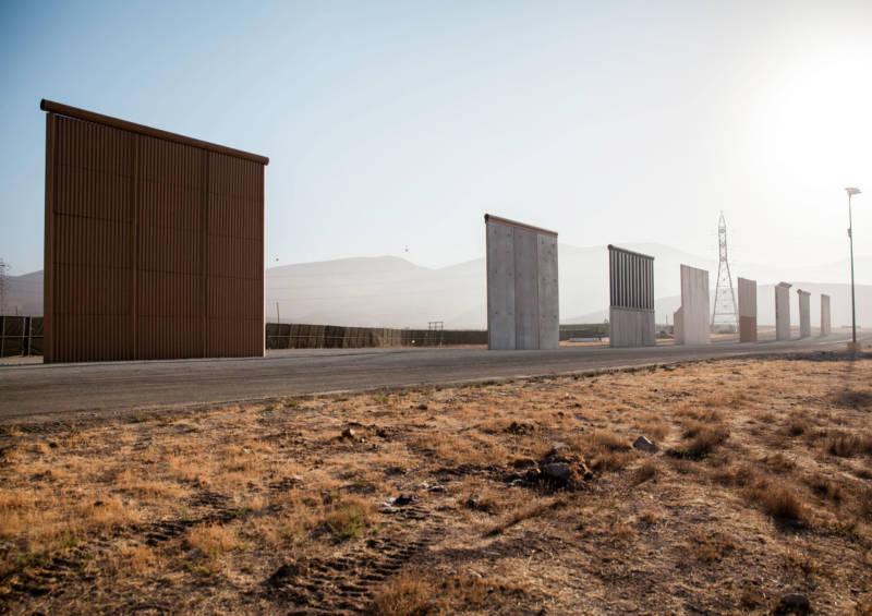 Government Report Shows Border Wall Designs Can Be Broken
