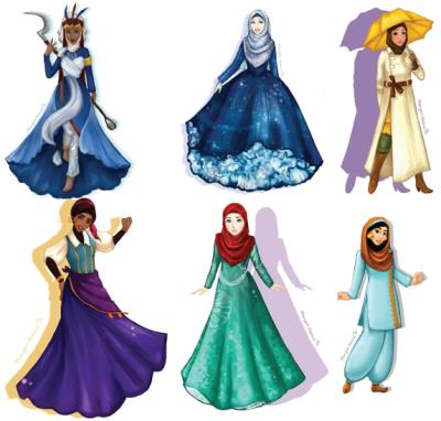 hijab-disney