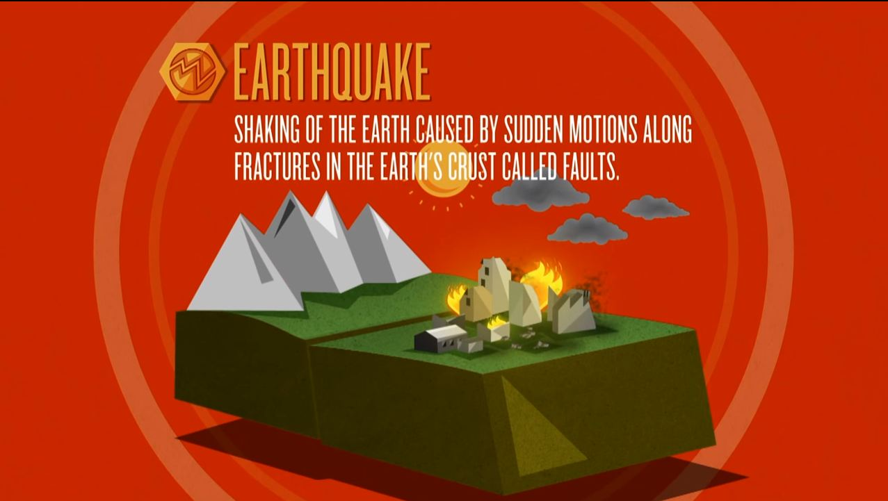 hight resolution of educator guide exploring earthquakes
