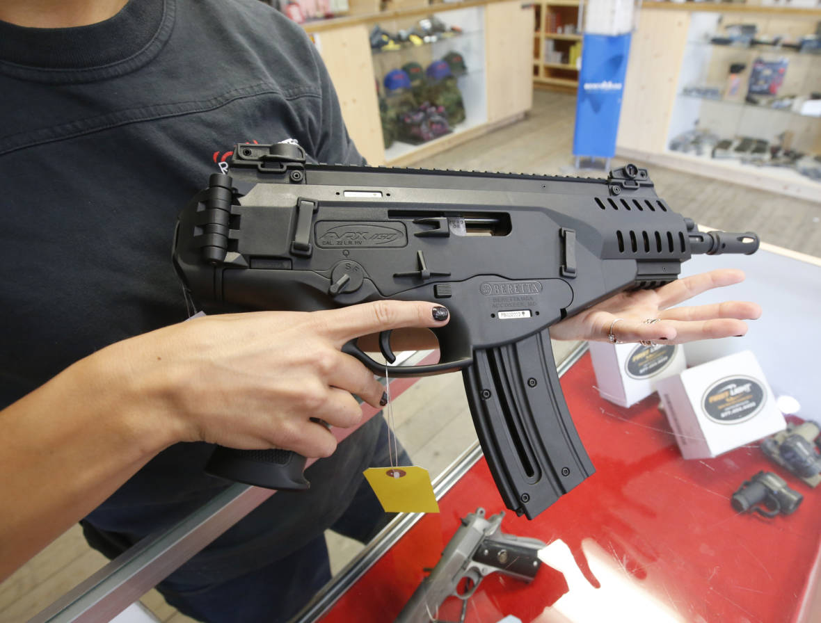 Nra Gun Owners Sue Over Expanded Assault Rifle Ban