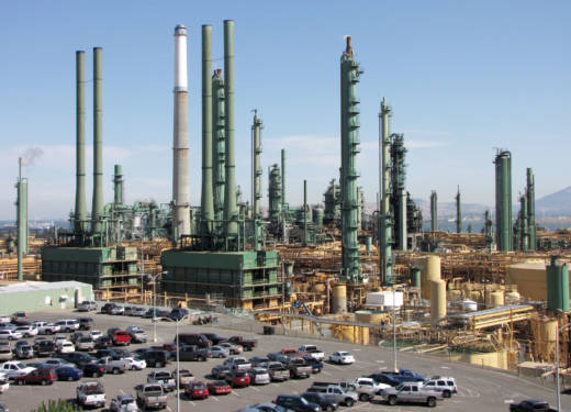 Chevron Refinery | The Benicia Independent ~ Eyes on the Environment