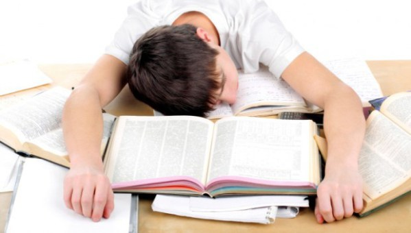 Parents Wonder: Why So Much Homework?   MindShift   KQED News